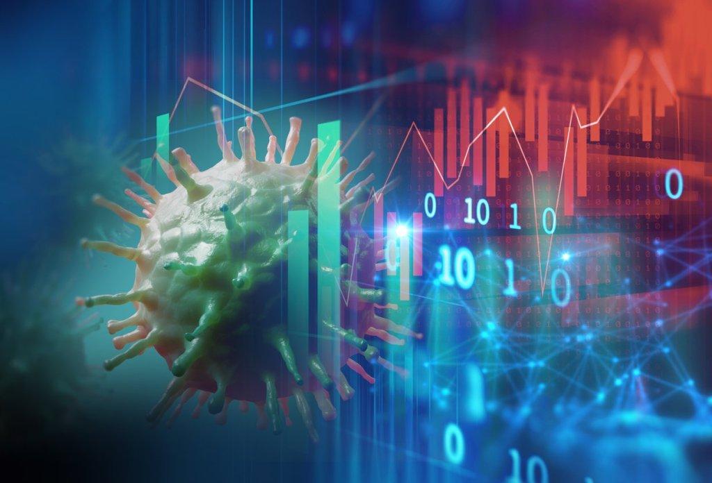 Economy. Virus. COVID-19. COronavirus. Pandemic. Image