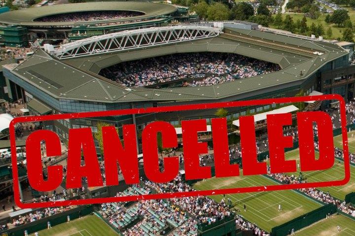 Wimbledon's Cancelled: Unluckiest WeekEver!